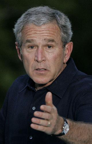 President-bush-forsaken