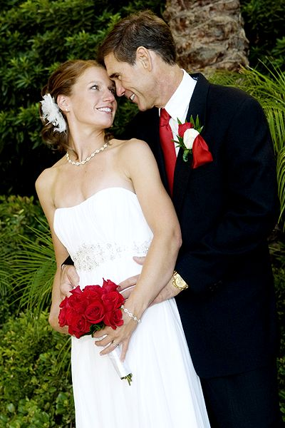 Ray Evernham and Erin Crocker Wed in Vegas (Photo: Jill Jennings)