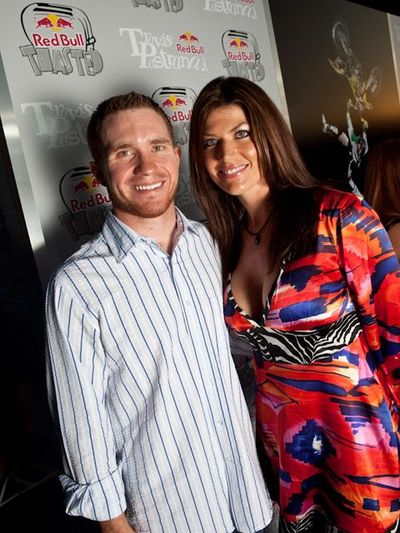 Brian vickers girlfriend erin bates