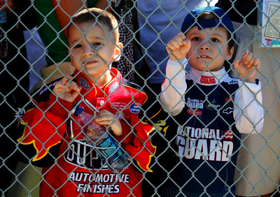 NASCAR-kids