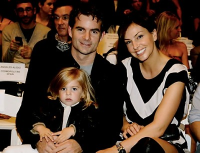 Jeff Gordon family