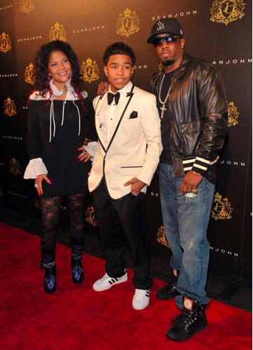 Diddy, Justin and Misa
