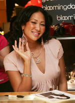 Model Kimora Lee Simmons launches Simmons Jewelry Co. Baby Phat