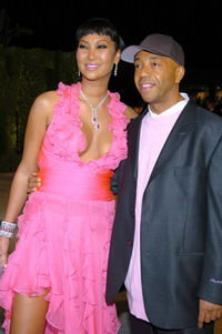 Kimora Lee and Russell Simmons at the th Annual Academy Awards - Feb. 29, 2004